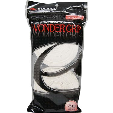 Solinco Wonder Tennis Overgrip 30 Pack