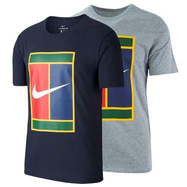 Nike Court Heritage Logo Tee