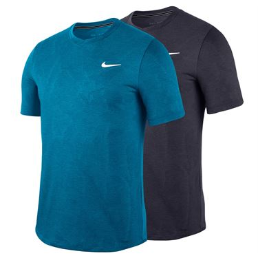 Nike Court Dri Fit Challenger Crew Spring 20