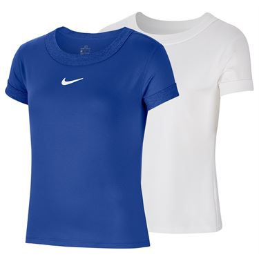 Nike Girls Court Dri Fit Top SP 20
