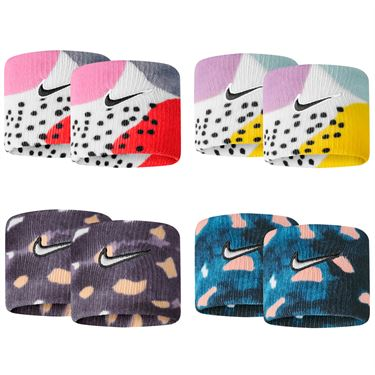 Nike Tennis Graphic Premier Wristbands - Spring 20