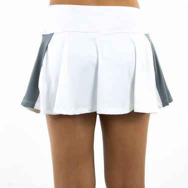 Eleven Sprint Shimmer Skirt 13 Inch - White
