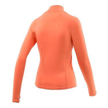Ellesse Namora 1/4 Zip Top - Orange