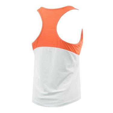Ellesse Wondra Racerback Tank - White/Orange
