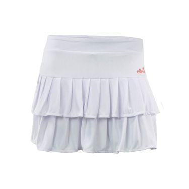 Ellesse Zatanna Skirt - White