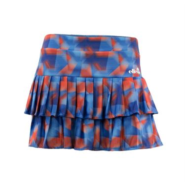 Ellesse Zatanna Skirt - Blue All Over Print
