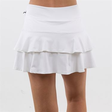 Lija Basic Match Skirt Womens White SS 4437WW