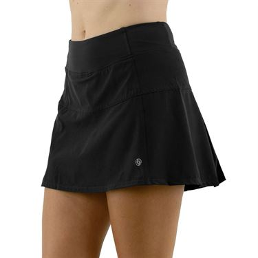 Lija Basic Deuce Skirt Womens White SS 4475BW