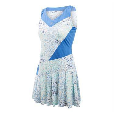 Eleven Starlet Fissure Dress - Starlet Print