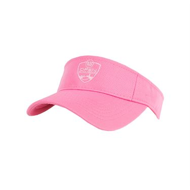 Western and Southern Open Visor - Bright Pink