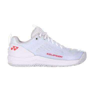 Yonex Eclipsion 3 Womens Tennis Shoe White/Silver