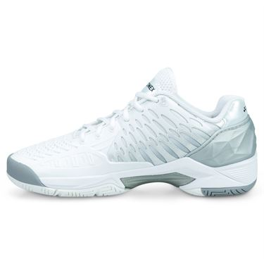 Yonex Power Cushion Eclipsion Womens Tennis Shoe - White/Grey