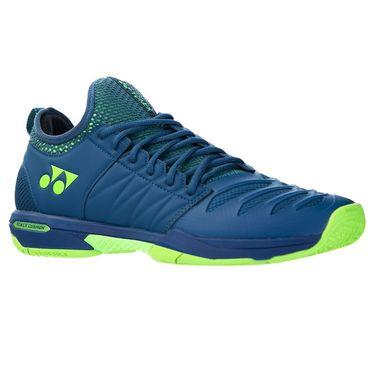 Yonex Fusion Rev 3 Mens Clay Tennis Shoe Navy STFR3CNB