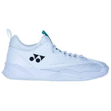 Yonex Fusion Rev 4 Womens Tennis Shoe White STFR4LAW