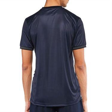 Sergio Tacchini Melbourne Shirt Mens Night Sky/Blanc De Blanc STMS2138923 205
