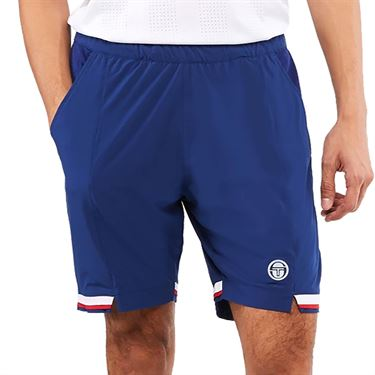 Sergio Tacchini Paris Short Mens Blue Depths STMS2138927 260