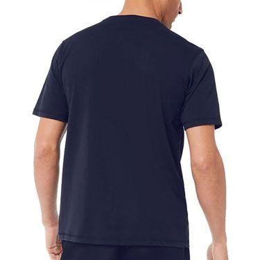 Sergio Tacchini TCP Training Tee Shirt Mens Night Sky STMS2138949 201