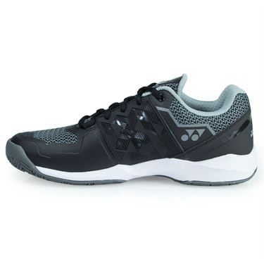 Yonex Power Cushion Sonicage Mens Tennis Shoe - Black