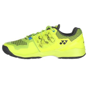 Yonex Power Cushion Sonicage Mens Tennis Shoe - Lime/Yellow