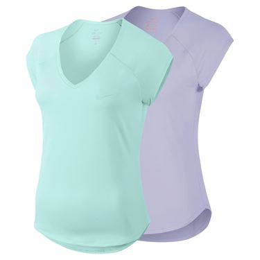 Nike Court Pure V Neck Top