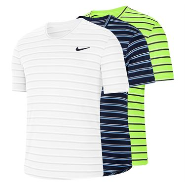 Nike Court Dry Top Team GX Crew Summer 20