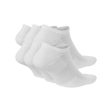 Nike Everyday Plus Training Cushion No Show Mens Sock