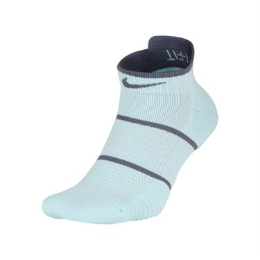 Nike Court Essentials No Show Tennis Sock - Teal Tint/Light Carbon