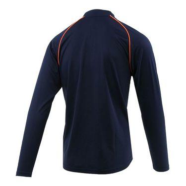 Ellesse Misto 1/4 Zip Shirt - Navy