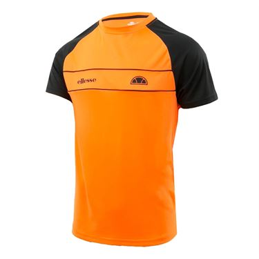 Ellesse Ormea Crew - Neon Orange/Black