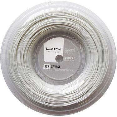 Luxilon Savage White 127 REEL (660ft)