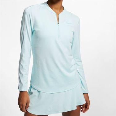Nike Court Dry 1/2 Zip Top