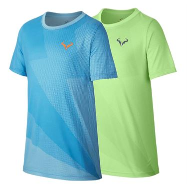 Nike Boys Court Rafa Graphic Tee