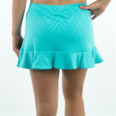 Lotto Nixia IV Skirt - Green Thai