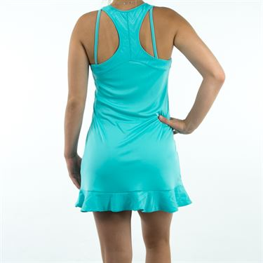 Lotto Nixia IV Dress - Green Thai