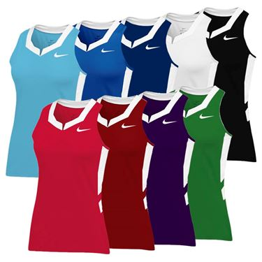 Nike Stretch Knit Untouchable Speed Racerback Jersey