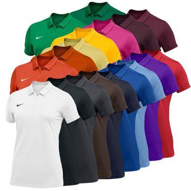 Nike Dry Short Sleeve Team Polo