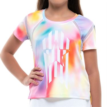 Lucky in Love Techno Tropic Girls Techno Star Top Punch T224 E82675