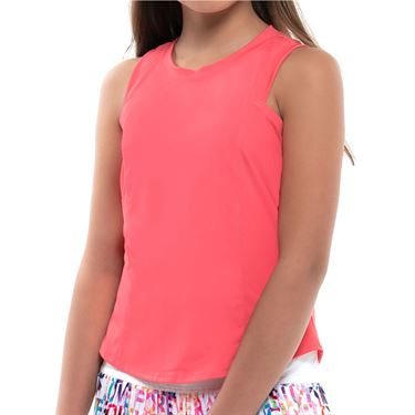 Lucky in Love Techno Tropic Girls Starter Tank Punch T226 675