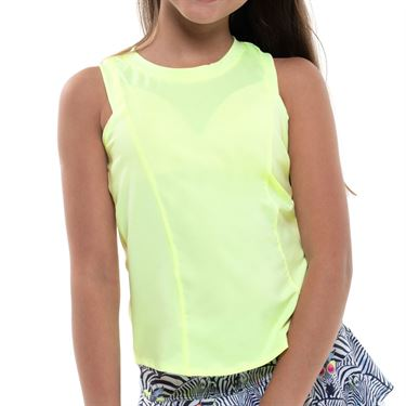Lucky in Love Going Wild Girls Starter Tank Lemon Frost T226 718