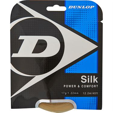 Dunlop Silk 17G Tennis String