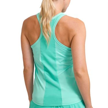 Eleven Forest Star Center Court Razor Tank Womens Mint TA100 328