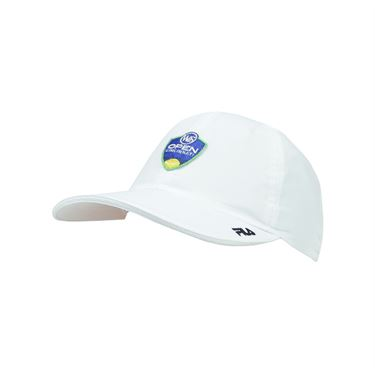 Fila W&S Open 2017 Volunteer/Chair Replica Hat - White