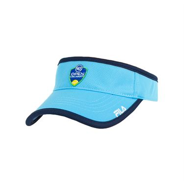 Fila Western and Southern Open Replica Chairperson Visor - Legend Blue/Navy