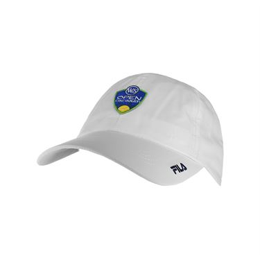 39ff52d23dd Fila Western and Southern Open Volunteers Cap - White
