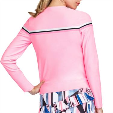 Tail Sweet Escape Virgo Long Sleeve Top Womens Cotton Candy TA2711 6219