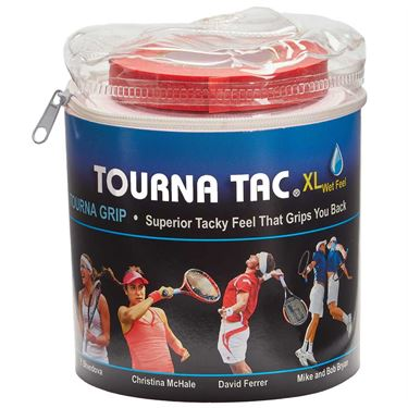 Tourna Tac Tour Pack Overgrip 30 Pack
