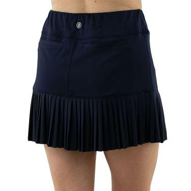 Jofit Knife Pleat Skirt Womens Midnight TB0007 MDN