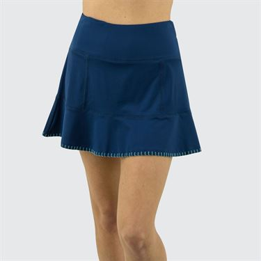 Jofit Hot Toddy Drop Waist Skirt Womens Cove TB048 COV