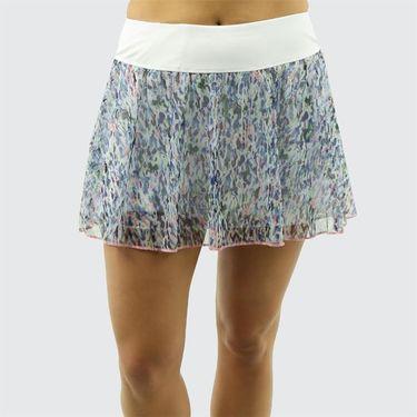 Jofit Sherry Mesh Swing Skirt - Sherry Print
