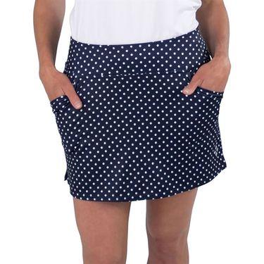 Jofit Cape May Mina Skirt Womens Dot Midnight Jacquard TB206 CMD